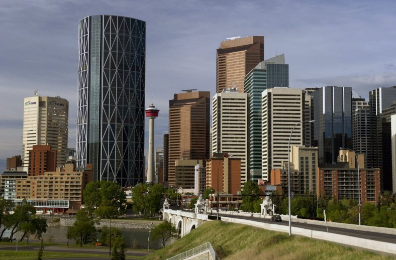 Calgary , AB -2